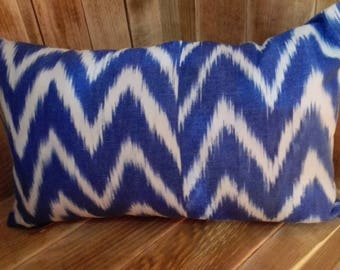 MAJORCAN IKAT CUSHION