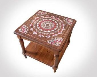 Mandala Table Moroccan Furniture