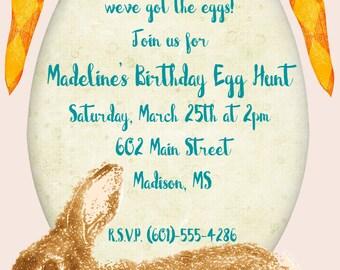 Egg Hunt Party