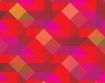 Candy Soft Triangle Pixels