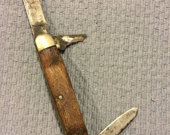WARDS Pocket Knife, Made in the US