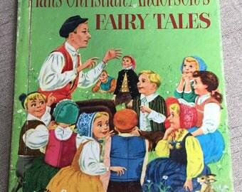 Fairy Tales, Hans Christian Andersen's Fairy Tales, Wonder Books, 1952