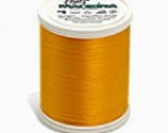 Madeira Machine Embroidery Rayon Thread 40 1000m - Golden Rod 1024