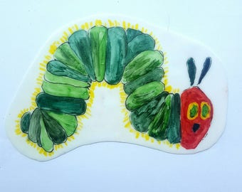 Hungry Caterpillar Cake Topper