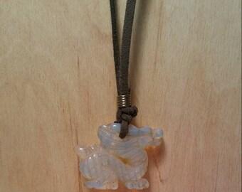 Adjustable Dragon Necklace