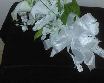 Sweet Calla Lilies - Bridal Bouquet