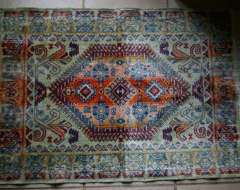 Style hand made carpets Persian East gift quality