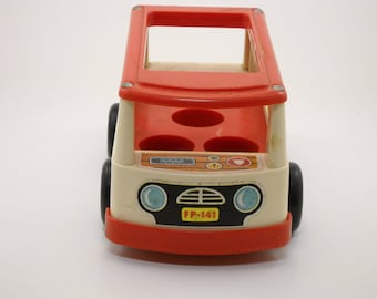 Fisher Price Little People Mini Bus