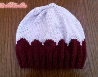 handmade hat, knit winter hat, gift