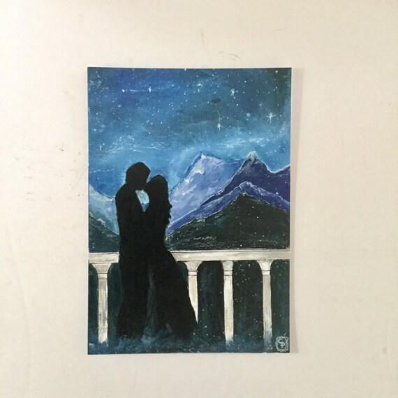 Starfall print 4x6