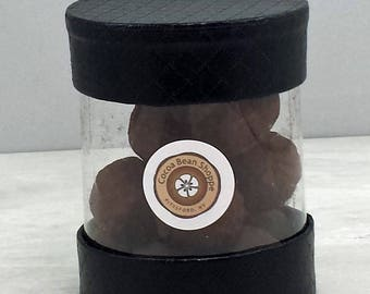 Truffles Dark Chocolate Cylinder of 10 Truffle Balls