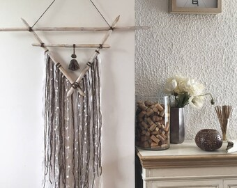Wall hanging •GYPSY BROWN•
