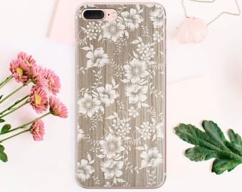 Wooden Case 7 Phone 7 Plus Phone iPhone Case Flowers Case iPhone Case 6 Phone Phone iPhone 6s Case 5 Case iphone iPhone 5s Case Phone CA_020