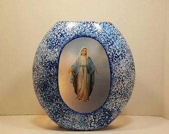 Virgin Mary Night Light