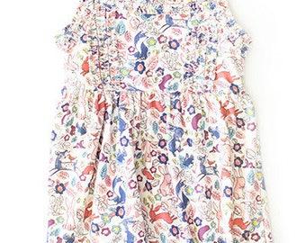 Spring Woodland Sylvia Dress