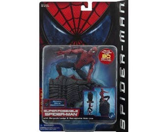 spiderman action figure