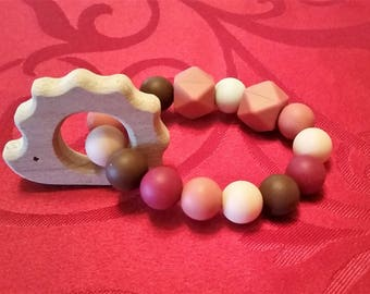 Silicone Teether Ring