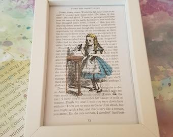 Genuine Alice in Wonderland prints