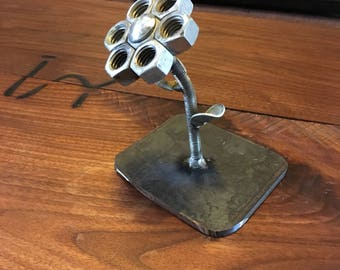 Industrial flower