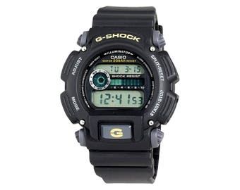 Men's Casio G-Shock Watch - Black (DW9052-1BCG)