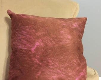 Faux Fur Handmade Pillow
