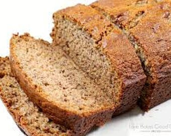 Banana Bread Yummy Delicious Home Baked Best Ingredients Home Sweet Home Goodness