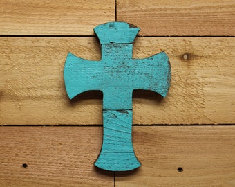 Reclaimed Wood Cross