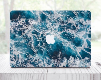 Ocean MacBook Sleeve 12 MacBook Air Sleeve For Laptop Case Mac Air 13 Mac Case Pro 15 2016 Sticker For Mac Pro 13 HP Skin For HP ES0111