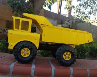 1978 Tonka Mighty Dump Truck