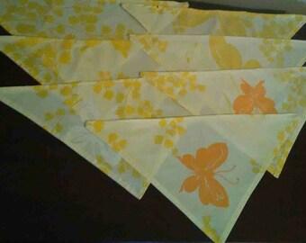 XS Butterfly Bandana