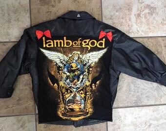coat for kids Lamb of God