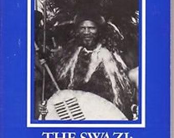 Hilda Kuper- The Swazi:A South African Kingdom (Case Studies in Cultural Anthropology)-1986
