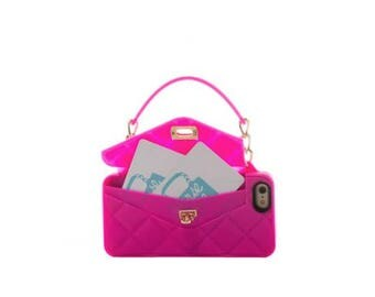 Pink iPhone 6 Plus /6S Plus Crossbody Bundle Collection