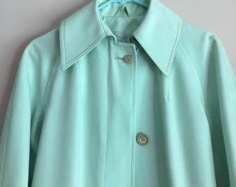 Mint choclate chip 60s coat