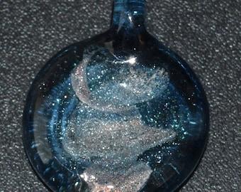 Stardust Dichro Pendant