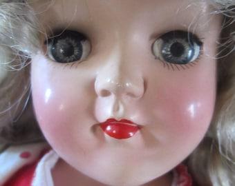 Vintage Toni doll p-91
