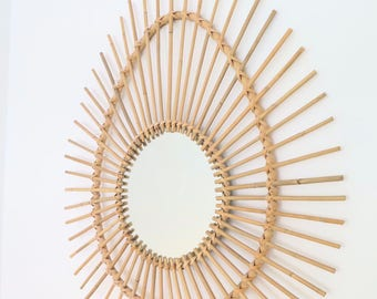 Natural Mirror - handmade Natural mirror