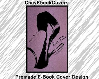 Premade E-book Cover Design - romance, contemporary