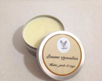 Restorative balm with Shea