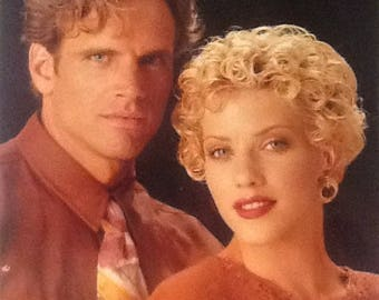 Retro Hairstyle of the Month Poster - Perm Extreme Edition!