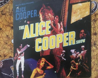 Alice Cooper The Alice Cooper Show Vinyl LP