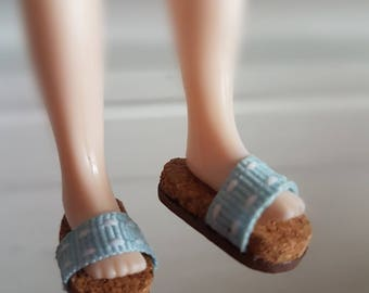 Miniature blythe shoes shoes