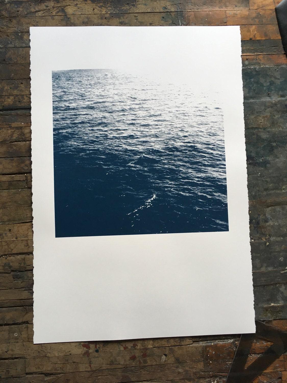 limited edition surf print silkscreen