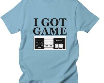 Nintendo Shirt - Video Game Shirt - Cute Shirt - Printed Shirt - Unisex Shirt - Customizable Shirt - Girls Shirt