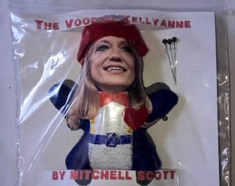The Voodoo Kellyanne Doll