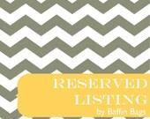 "Custom Listing for Linda - 2 - Fabric Storage Bins - each 10"" x 10"" x 10"" tall"