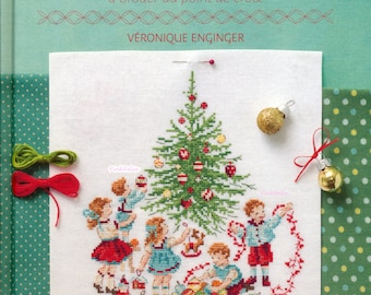 CHRISTMAS -  French Cross Stitch Craft Book