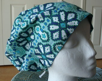 Go Green Hattie Style...............Surgical Hat....Bakers Hat
