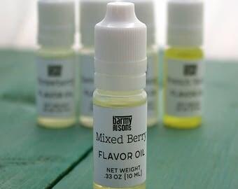 Mixed Berry Flavor Oil - DIY Lip Balm