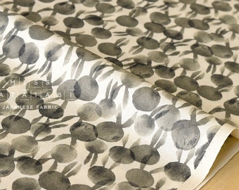 Cotton + Steel Sleep Tight - bunbuns - neutral - 50cm